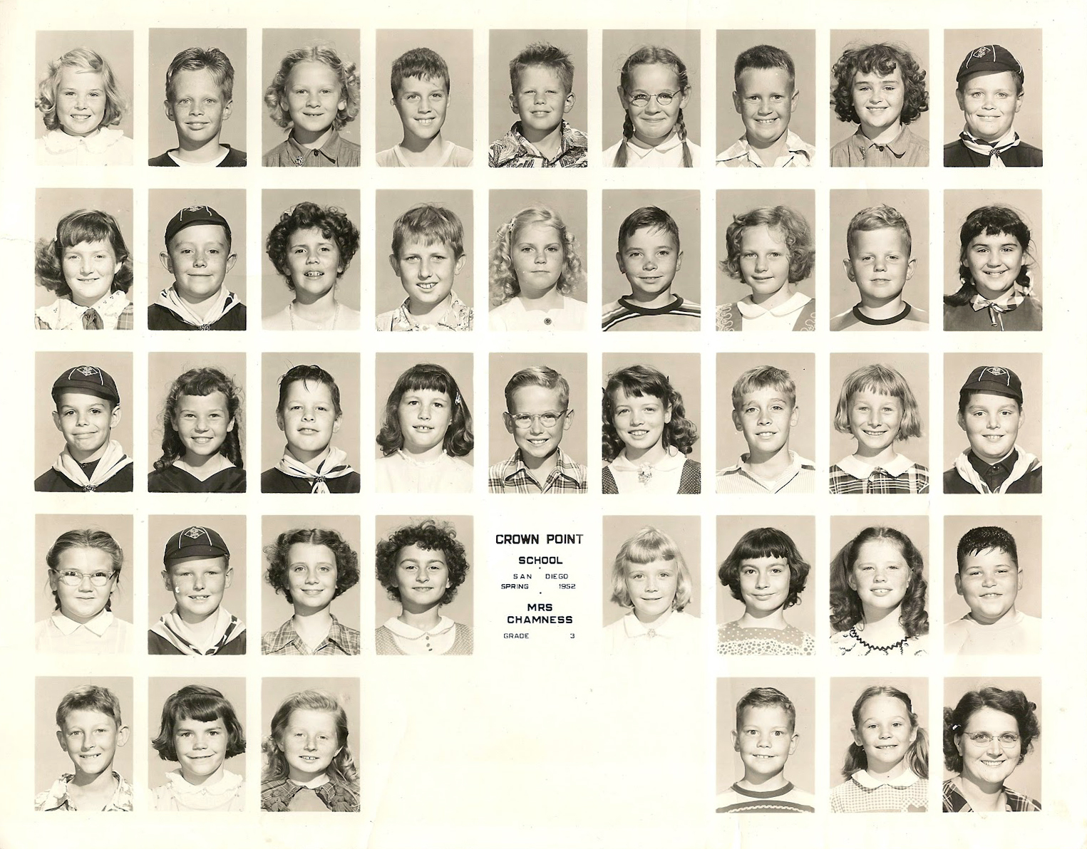 Crown Point Elementary Yearbooks